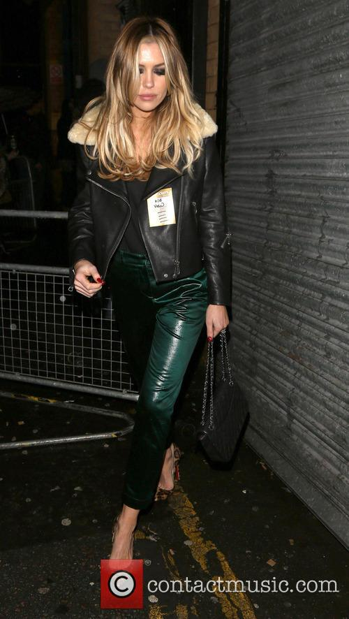 abbey clancy aka abigail clancy arrives at 20019817