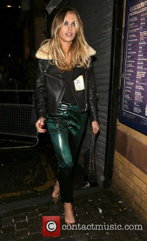 Abbey Clancy, Abigail Clancy, Academy, Liverpool, John, The Razz and The View 5