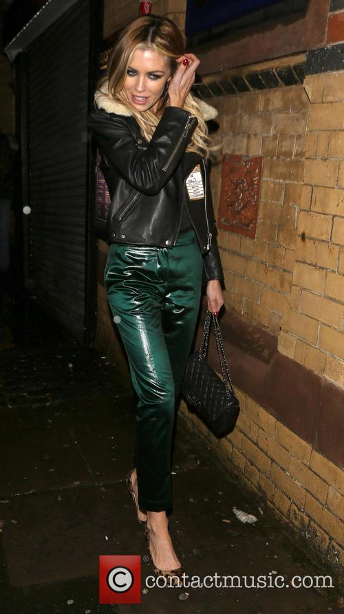 Abbey Clancy, Abigail Clancy, Academy, Liverpool, John, The Razz and The View 8