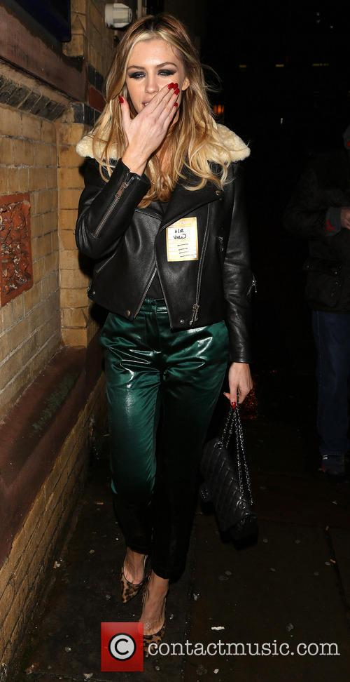Abbey Clancy, Abigail Clancy, Academy, Liverpool, John, The Razz and The View 9