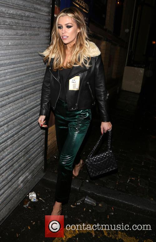 Abbey Clancy, Abigail Clancy, Academy, Liverpool, John, The Razz and The View 12