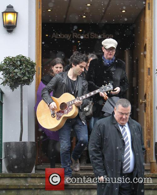 Chris Evans and Kelly Jones 7