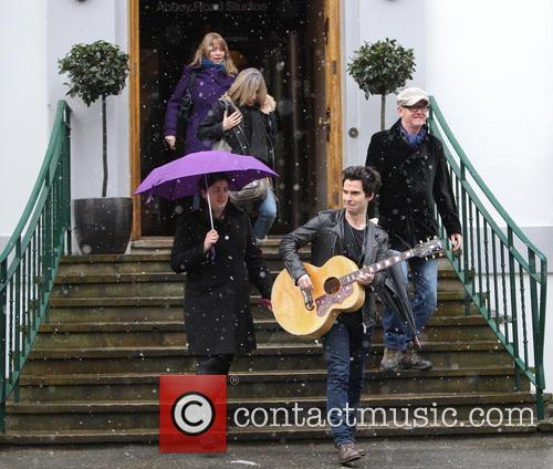 Chris Evans and Kelly Jones 2