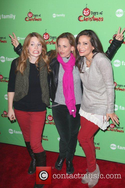 Marlee Matlin and Constance Marie 2