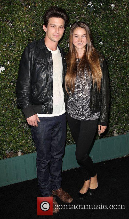 Daren Kagasoff and Shailene Woodley 2