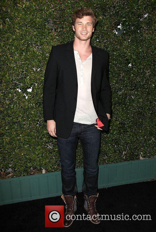 Derek Theler ABC Family West Coast Upfronts party...