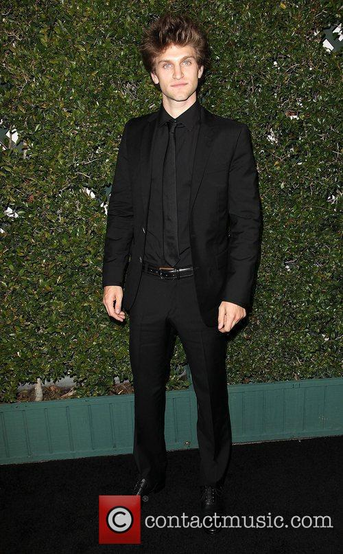 Keegan Allen ABC Family West Coast Upfronts party...