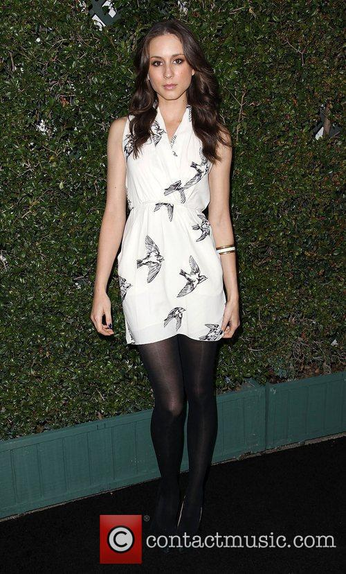 Troian Bellisario ABC Family West Coast Upfronts party...