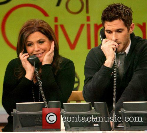 Rachael Ray and Dave Annable 1
