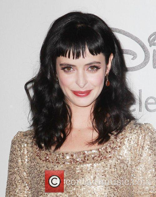 Krysten Ritter and Beverly Hilton Hotel 16