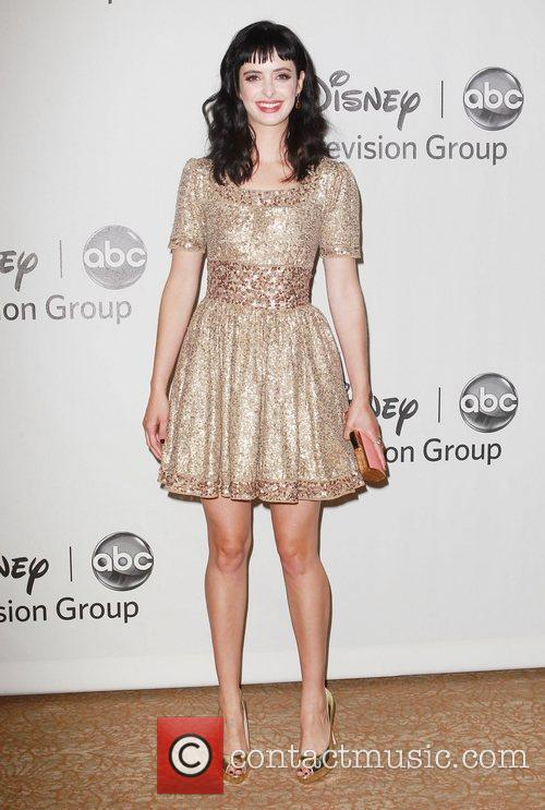 Krysten Ritter and Beverly Hilton Hotel 21