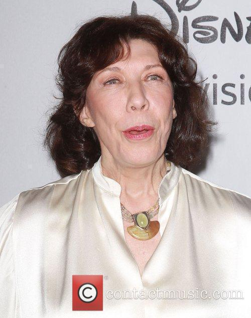 Lily Tomlin, Beverly Hilton Hotel