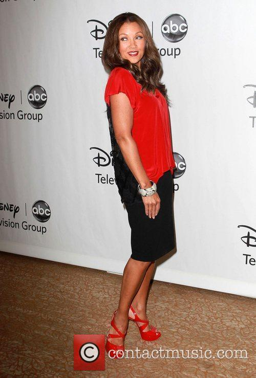 Vanessa Williams and Beverly Hilton Hotel 2