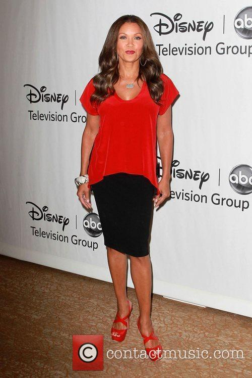 Vanessa Williams and Beverly Hilton Hotel 7