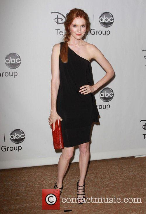 Darby Stanchfield 2012 TCA Summer Press Tour -...