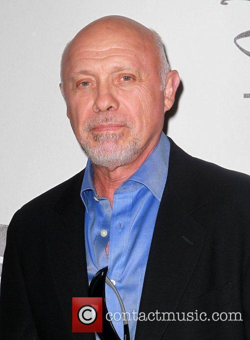 Hector Elizondo and Beverly Hilton Hotel 2