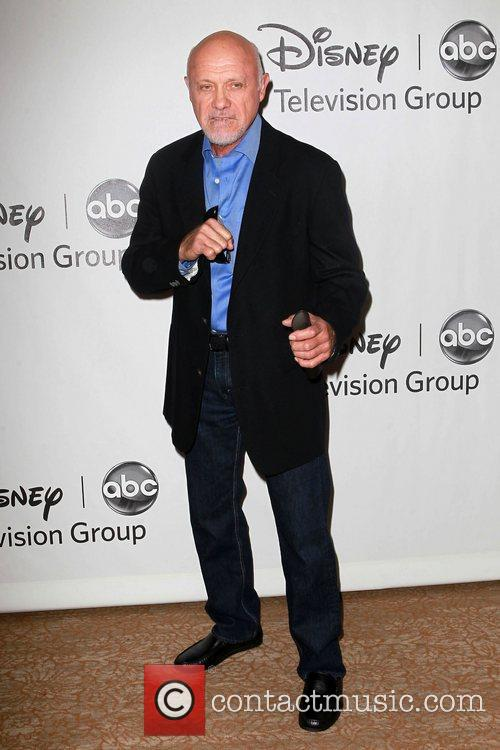Hector Elizondo and Beverly Hilton Hotel 1