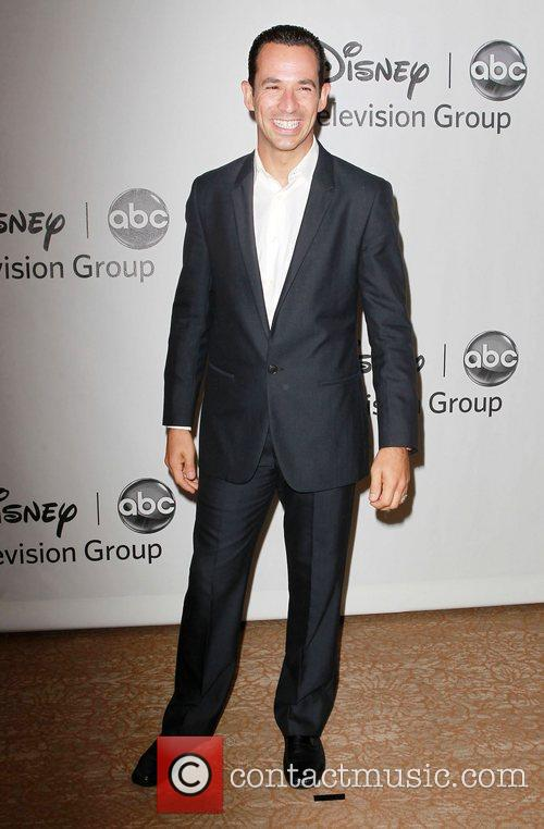 Helio Castroneves 2012 TCA Summer Press Tour -...