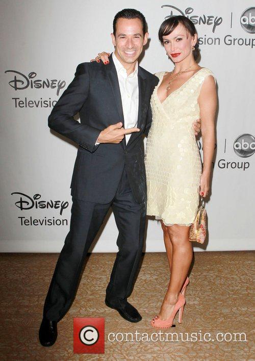 Karina Smirnoff and Beverly Hilton Hotel 2