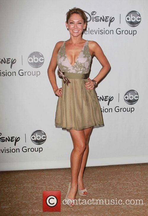 Kym Johnson and Beverly Hilton Hotel 1