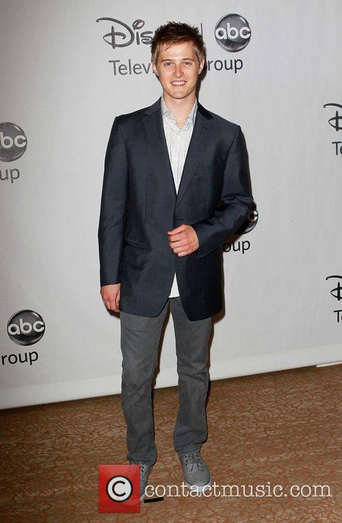 Lucas Grabeel and Beverly Hilton Hotel 2
