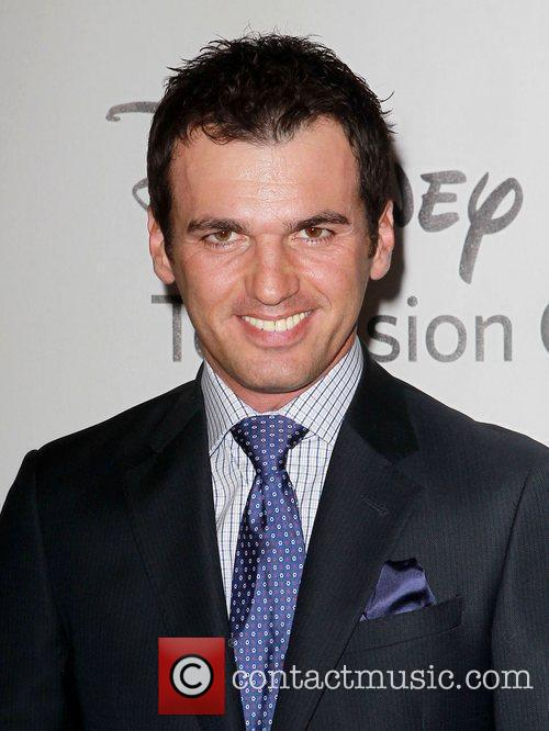 Tony Dovolani and Beverly Hilton Hotel 6