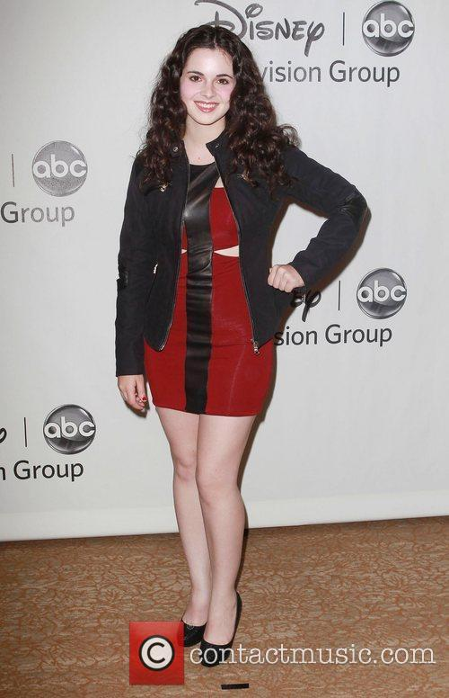 Vanessa Marano and Beverly Hilton Hotel 2