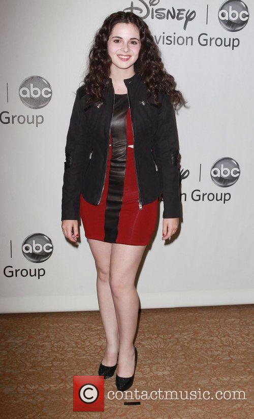 Vanessa Marano and Beverly Hilton Hotel 6