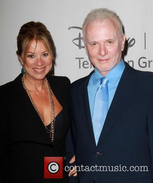 Nancy Lee Grahn and Anthony Geary 2012 TCA...