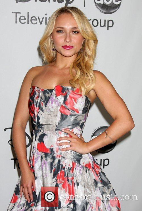 Hayden Panettiere and Beverly Hilton Hotel 31