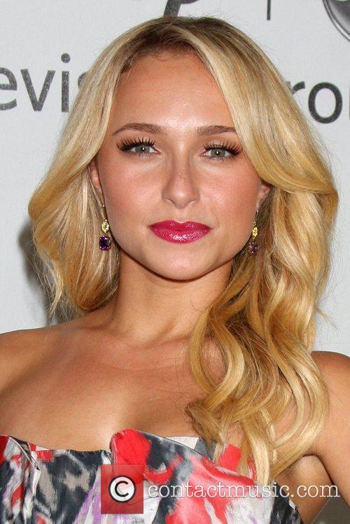 Hayden Panettiere and Beverly Hilton Hotel 44