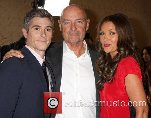 Dave Annable, Terry O'Quinn and Vanessa Williams 2012...