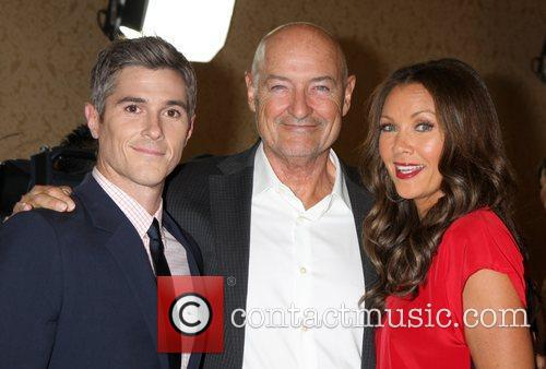Dave Annable and Vanessa Williams 1
