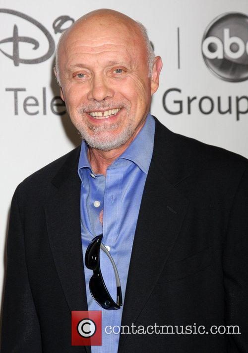 Hector Elizondo and Beverly Hilton Hotel 11