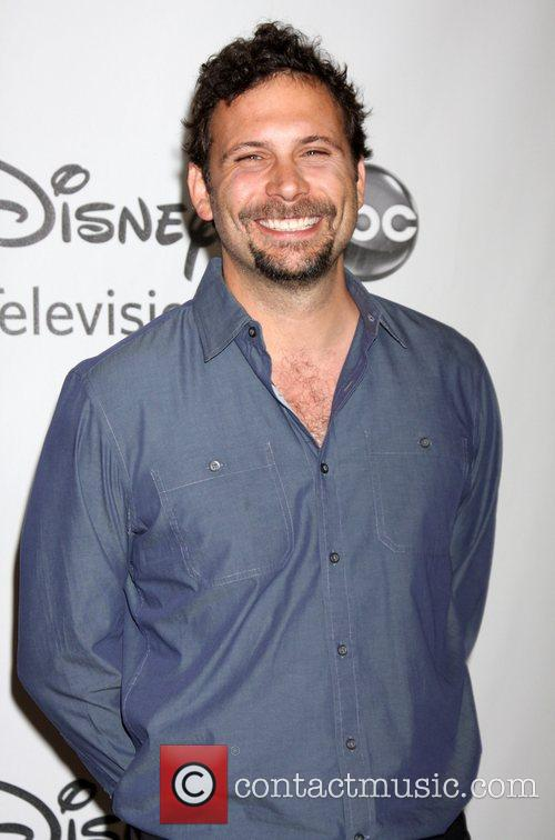 Jeremy Sisto and Beverly Hilton Hotel 1