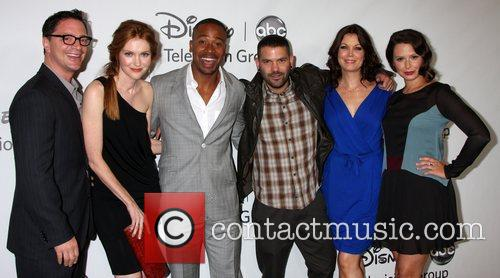 Josh Malina, Darby Stanchfield, Columbus Short, Guillermo Diaz,...