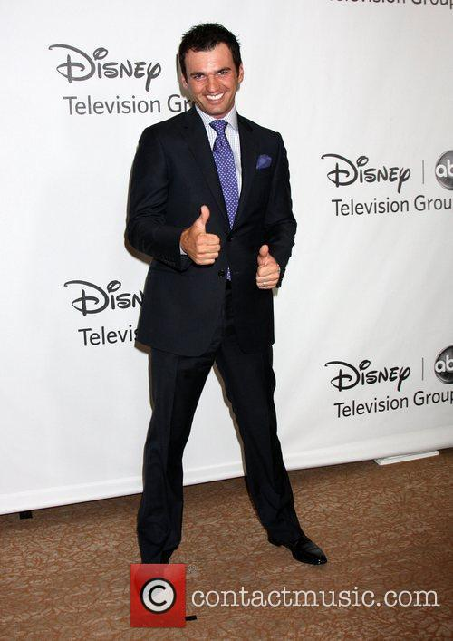 Tony Dovolani and Beverly Hilton Hotel 1