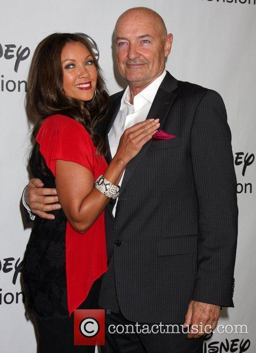 Vanessa Williams and Terry O'Quinn 2012 TCA Summer...