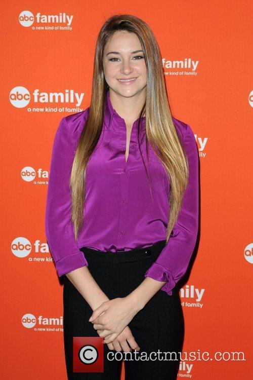 Shailene Woodley ABC Family Upfront New York City,...