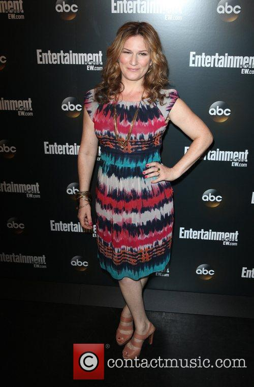 Ana Gasteyer  Entertainment Weekly & ABC TV...