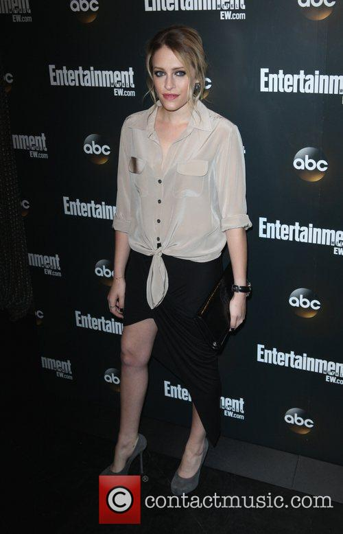 Carly Chaikin  Entertainment Weekly & ABC TV...