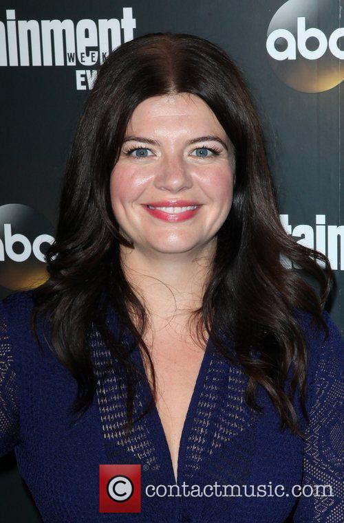 Casey Wilson  Entertainment Weekly & ABC TV...