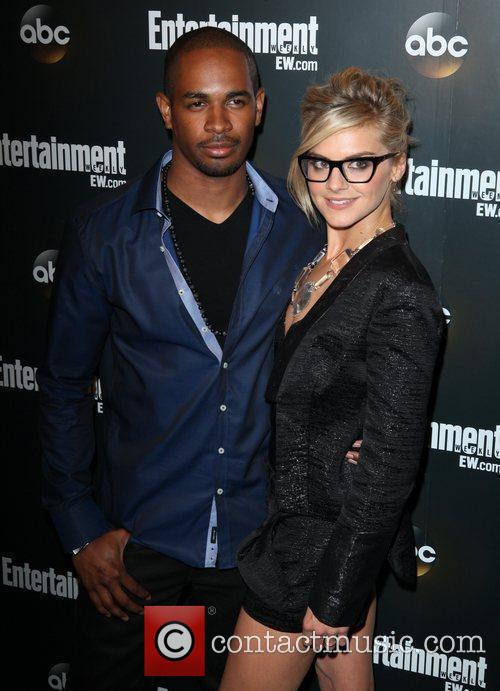 Damon Wayans Jr. and Hayden Panettiere 2