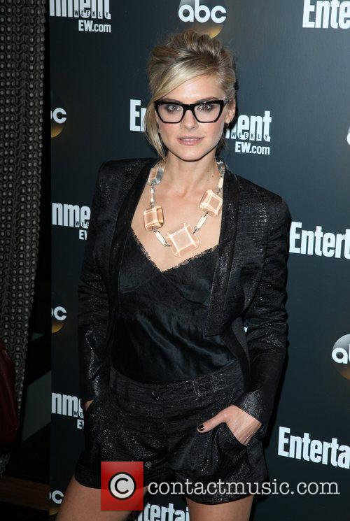 Eliza Coupe  Entertainment Weekly & ABC TV...