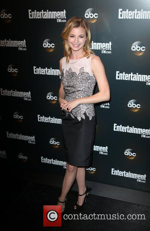 Emily VanCamp  Entertainment Weekly & ABC TV...
