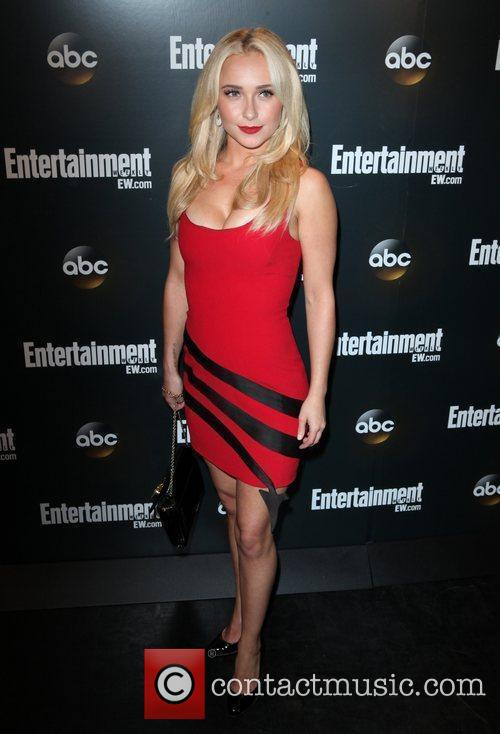 Hayden Panettiere  Entertainment Weekly & ABC TV...