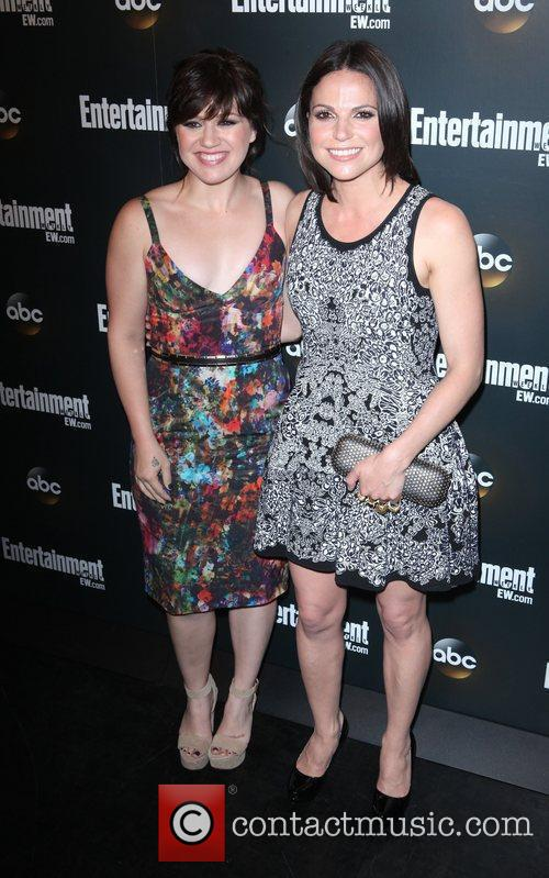 Entertainment Weekly & ABC TV celebrate the New...