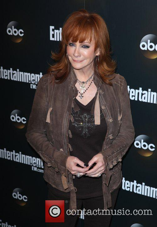 Reba McEntire  Entertainment Weekly & ABC TV...