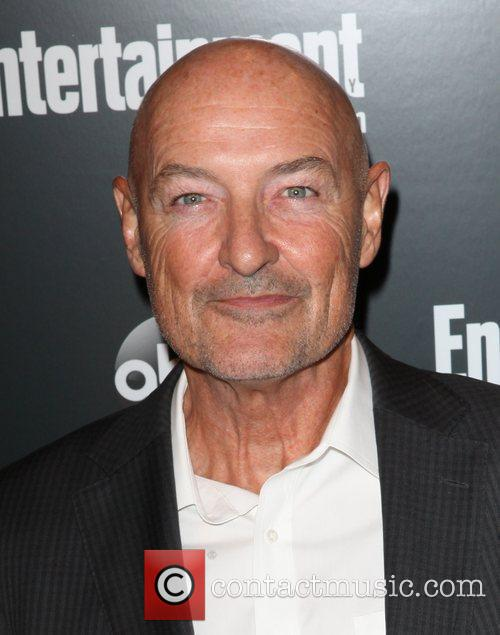 Terry O' Quinn  Entertainment Weekly & ABC...