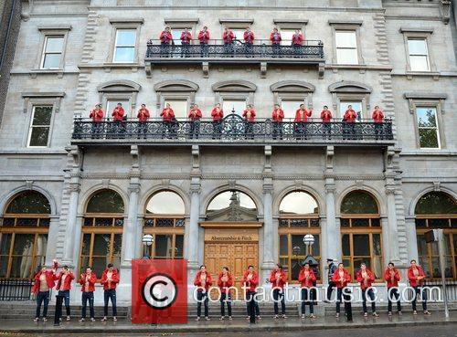 Atmosphere American retailer Abercrombie & Fitch opens a...